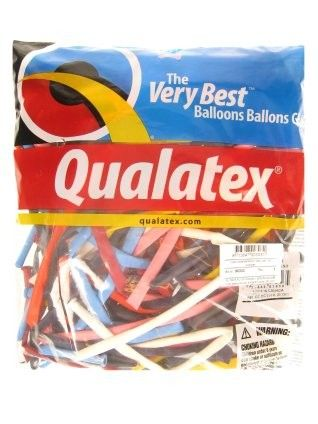 Luxe modelleerballon klein qualatex 260Q