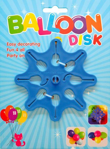 Ballonnen disk hulp voor ballondecoraties