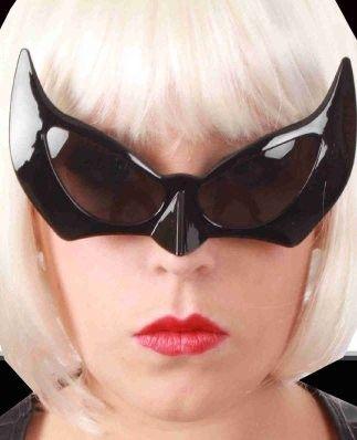 Batman bril zwart