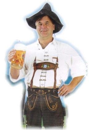 Oktoberfest kleding Bierschort Bayern Sep