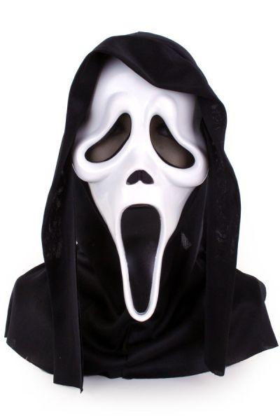 Scream horrormasker