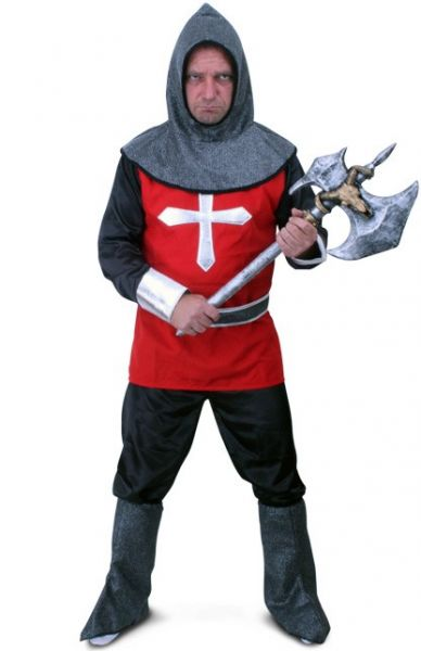 Complete Knight costume