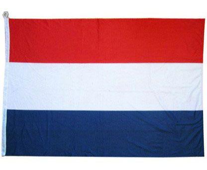 Nederlandse Vlag Koningsdag 90 x 150 cm